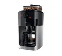 Philips Grind & Brew HD7767/00 coffee maker Drip coffee maker 1.2 L Semi-auto