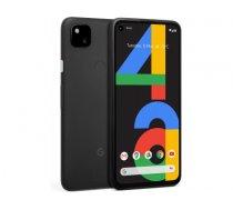 "google Pixel 4a G025N Just Black, 5.81 "", OLED, 1080 x 2340 pixels, Qualcomm SDM730 Snapdragon 730G, Internal RAM 6 GB, 128 GB, Single SIM, Nano-SIM, 3G, 4G, Main camera 12.2 MP, Secondary camera 8 MP, Android, 10.0, 3140 mAh"