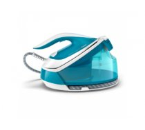 Philips PerfectCare Compact Plus Steam generator iron GC7920/20 Max 6.5 bar pump pressure Up to 430g steam boost 1.5L, damaged packaging GC7920/20?/PACKAGE