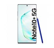 "Telekom Samsung Galaxy Note10+ 5G 17.3 cm (6.8"") Android 9.0 USB Type-C 12 GB 256 GB 4300 mAh Silver"