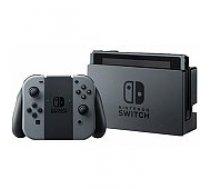 Nintendo Switch Grey Joy-Con (2019) (garantija 12 mēneši) spēļu konsole