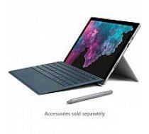 Microsoft Surface Pro6 12.3FHD i5-8250U 8GB 128SSD W10 Platinum+KBD typeC Black planšetdators