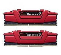 G.skill Ripjaws V Red 16GB DDR4 2666MHZ DIMM F4-2666C15D-16GVR operatīvā atmiņa