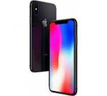 Apple iPhone X 64GB Space Gray mobilais telefons