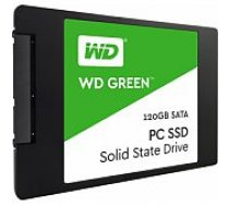 "WD Green 2.5"" 120GB WDS120G2G0A SSD disks"