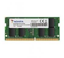 Adata Premier Green 8GB DDR4 2666MHZ SO-DIMM AD4S266638G19-R operatīvā atmiņa