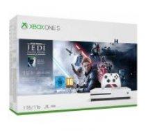 Microsoft Xbox One S 1TB + Star Wars Jedi: Fallen Order spēļu konsole