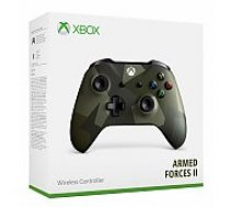 Microsoft Xbox One S Wireless Controller Armed Forces ll Special Edition spēļu kontrolieris