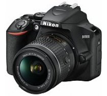 Nikon D3500 Black kit AF-P 18-55mm VR spoguļkamera