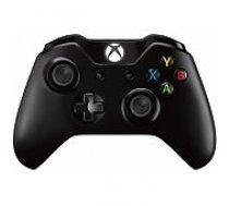 Microsoft Xbox One S Wireless Controller Black spēļu kontrolieris