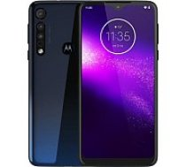 Motorola Moto One Macro Cosmic Blue mobilais telefons
