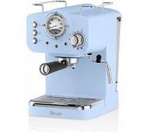 Swan Retro SK22110BLN Blue kafijas automāts