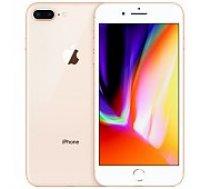 Apple iPhone 8 Plus 128GB Gold mobilais telefons
