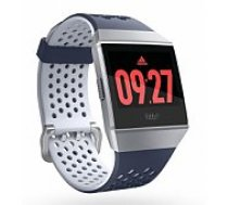 Fitbit Ionic Adidas edition Navy/ White viedā aproce