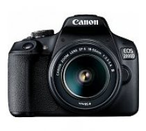 Canon EOS-2000D Kit 18-55 DC III spoguļkamera