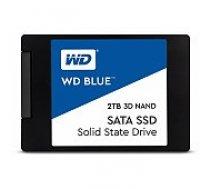 """WD WDS200T2B0A 2.5"""" 2TB SSD disks"""
