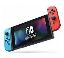 Nintendo Switch Neon Red & Blue Joy-Con + Labo Variety kit spēļu konsole