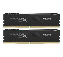 Kingston 8GB HyperX Fury Black HX424C15FB3K2/ 8 DDR4 operatīvā atmiņa