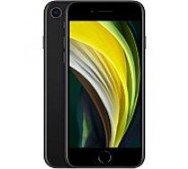 Apple iPhone SE (2020) 64GB Black mobilais telefons