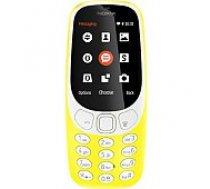 Nokia 3310 (2017) Dual Yellow (ENG/ RUS) mobilais telefons