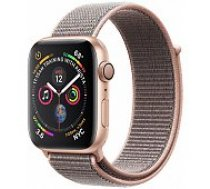 Apple Watch Series 4 40mm Gold Case / Pink Loop viedā aproce