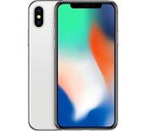 Apple iPhone X 64GB Silver DEMO Grade B (garantija 6 mēneši) mobilais telefons
