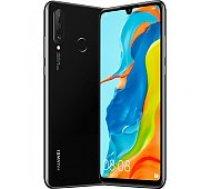 Huawei P30 Lite 128GB Midnight Black mobilais telefons
