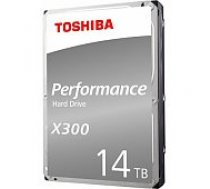 Toshiba X300 14TB 3,5'' 256MB HDWR21EUZSVA (BULK) cietais disks HDD