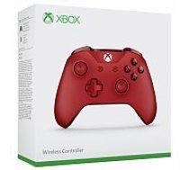 Microsoft Xbox One S Wireless Controller Red spēļu kontrolieris