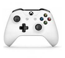 Microsoft Xbox One S Wireless Controller White spēļu kontrolieris