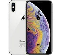 Apple iPhone XS Max 64GB Silver mobilais telefons