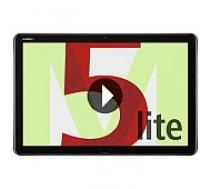 Huawei Mediapad M5 Lite 10.1 4GB 64GB 4G Space Grey 53010PQW planšetdators