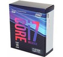 Intel Intel Core I7-8700K BX80684I78700K procesors