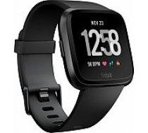 Fitbit Versa Black Aluminum viedā aproce