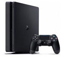 Sony Playstation 4 Slim (PS4) 500GB Black spēļu konsole