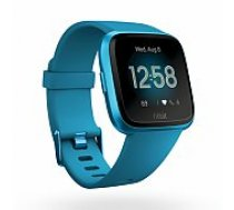 Fitbit Versa Lite Marina Blue Aluminum viedā aproce