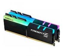 G.skill Trident Z RGB Black 16GB DDR4 3000MHZ DIMM F4-3000C15D-16GTZR operatīvā atmiņa