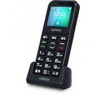 Myphone HALO Mini 2 Black mobilais telefons