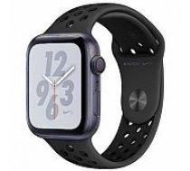 Apple Watch Series 4 Nike+ 40mm Space Gray Case / Black Nike Band viedā aproce