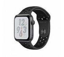 Apple Watch Series 4 Nike+ 44mm Space Gray Case / Black Nike Band viedā aproce