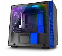 Nzxt H200i Black/ Blue datoru korpuss