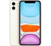 Apple iPhone 11 64GB White mobilais telefons