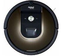 iRobot Roomba 980 Black putekļu sūcējs