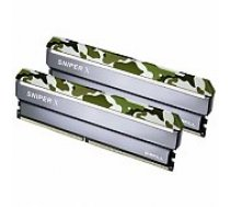 G.skill Sniper X Classic Camo 16GB DDR4 2400MHz DIMM F4-2400C17D-16GSXF operatīvā atmiņa