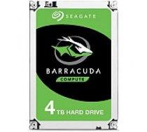 """Seagate BarraCuda 4TB 3.5"""" 256MB ST4000DM004 cietais disks HDD"""