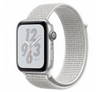 Apple Watch Series 4 Nike+ 44mm Silver Case / White Loop viedā aproce