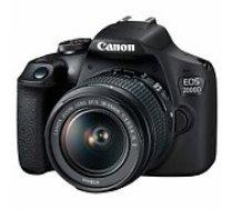 Canon EOS-2000D Kit 18-55 IS II spoguļkamera