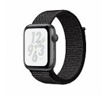 Apple Watch Series 4 Nike+ 44mm Space Grey Case / Black Loop viedā aproce