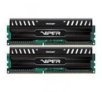 Patriot Viper 3 Mamba Black 8GB DDR3 1866MHZ DIMM PV38G186C0K operatīvā atmiņa