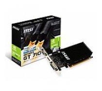 MSI Nvidia GeForce GT710 2GB videokarte